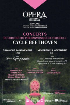 Cycle Beethoven - Opéra de Marseille