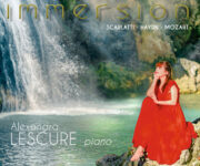 Alexandra Lescure Immersion album de la pianiste