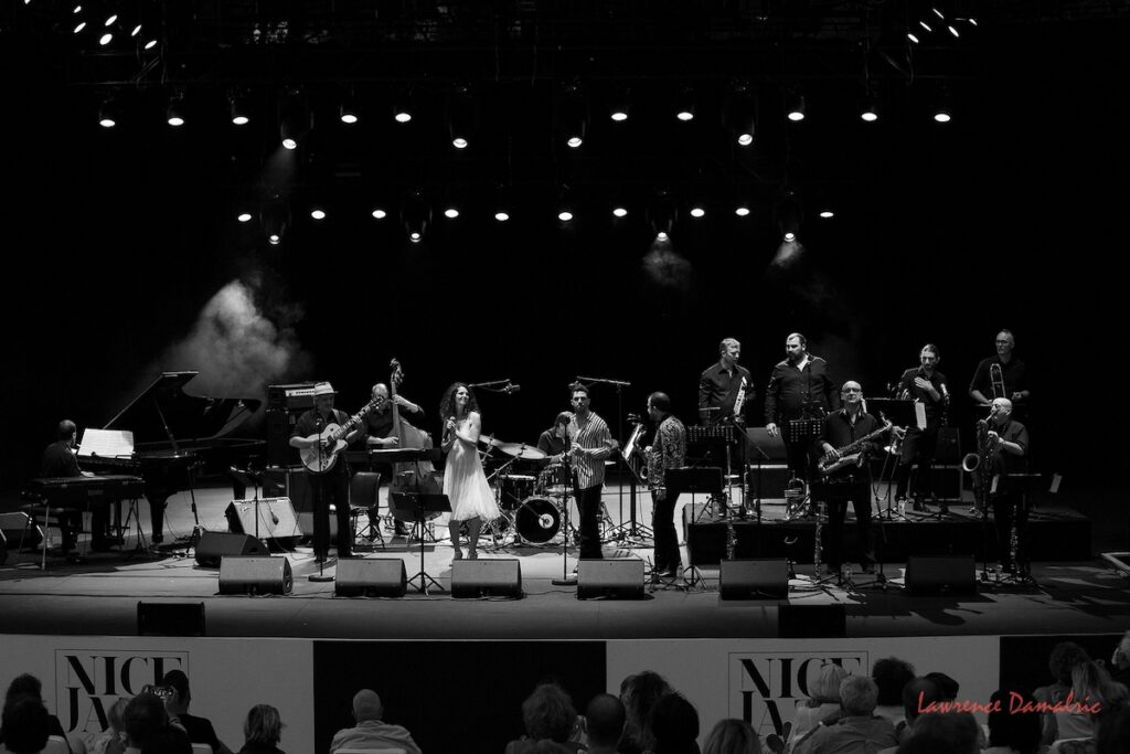 Nice Jazz Orchestre au Nice Jazz Summer Sessions 2020