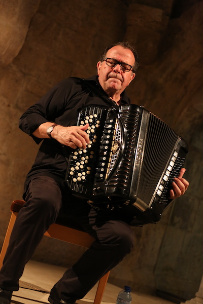 Richard Gailliano Accordeoniste