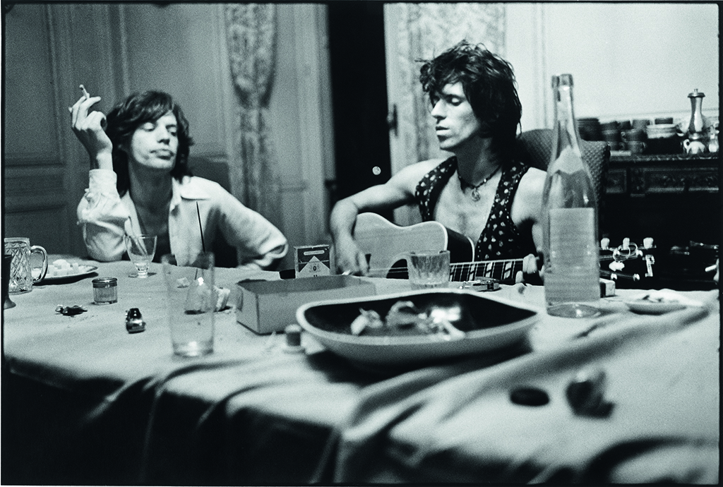 exile on main street rolling stones mick jager