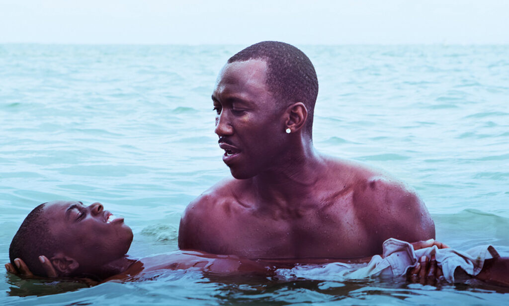 moonlight barry jenkins film cinema critique projection sur grand ecran