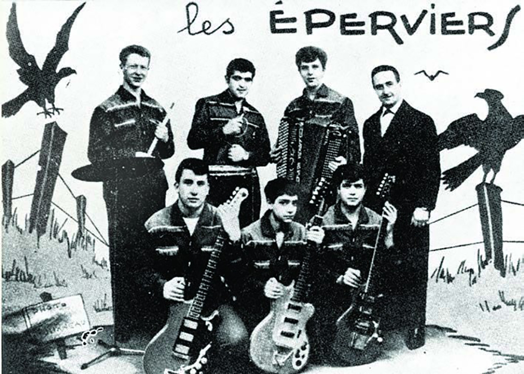 les eperviers frederic francois